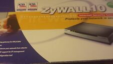 ZyXEL ZyWALL 10 Internet Security Gateway  Firewall and Standalone