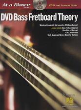 DVD BASS tastiera della chitarra teoria CHITARRA BASSO MUSICA LIBRO e DVD
