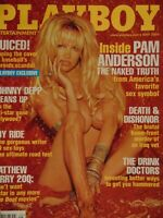 Playboy May 2004   Pamela Anderson Nicole Whitehead    #1448+