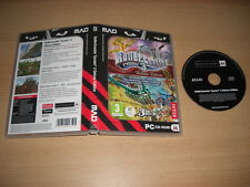 ROLLERCOASTER TYCOON 3 DELUXE EDITION Pc MAD - Base Game + add-ons WILD & SOAKED