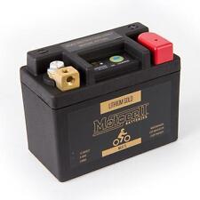 2012 - 2014 KTM 450 SMR Motocell gold lithium battery 24WH 2AH