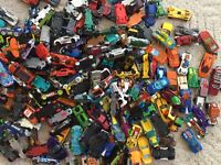 43 Hot Wheels Cars Trucks Loose Lot Vehicles Mixed Random Assortment