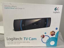 NUOVO Logitech TV CAM ORIGINALE remoto R-I0002 per TV CAM HD 960-000921