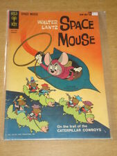 SPACE MOUSE #2 VG (4.0) GOLD KEY COMICS FEBRUARY 1963