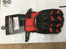 Joe Rocket JOEROCKET1056-1104 Phoenix 4.0 Gloves Red/Black/Silver Lg glove