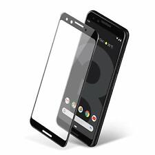 For Google Pixel 3 Full Coverage 3D Tempered Glass 9H Screen Protector Cover
