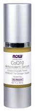 Solutions CoQ10 Antioxidant Serum Now Foods 1 oz Liquid
