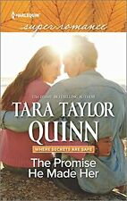 The Promise He Made Her (Where Secrets are Safe)