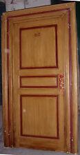 Porte antiche cm212-217x82-87 ad un anta in larice con stipite (una di 25 porte)
