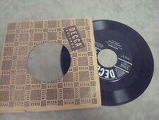 "FRANKIE FROBA- MISTAKES/ WHO'S SORRY NOW?   7"" LP"