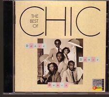 CD (NEU!) . Best of CHIC (Le freak I want your love Good Times Dance dance mkmbh
