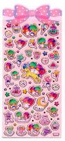 Sanrio Original Little Twin Stars Stickers Sticker Sheet Kawaii Unicorn Japan A