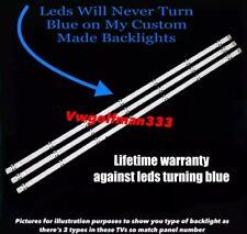 More details for new backlight set leds will never go blue lg 43uj670v 43uj651v 43uj701v hc430dgn