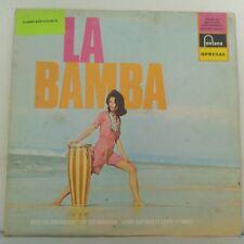 """Los Colombianos – La Bamba (Vinyl 12"""" LP, Album)"""