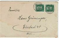 german 1928 stamps cover  ref 18845