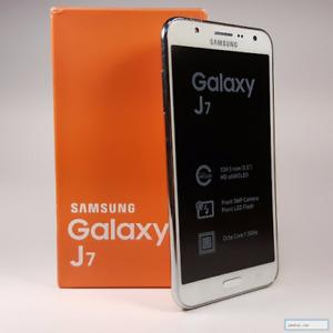 Original Unlocked Samsung Galaxy J7 SM-J700F Dual SIM Mobile Phone Free Shipping