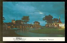 Burlington, Vermont, The Cupola Motel (Bmisc VT460)