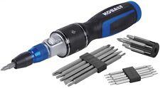 Kobalt 35pc Double Drive QL3 Precision NIckel Plated Tips Screwdriver Tool Set