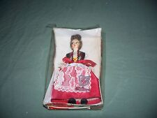 Vintage B.E.T.1970's Italian Lazio Firenze Sorrento Doll 6 inch Sealed to Box