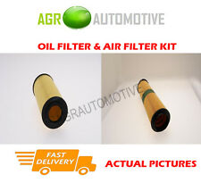 DIESEL SERVICE KIT OIL AIR FILTER FOR MERCEDES-BENZ E280 3.2 177 BHP 2003-05