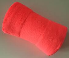 120 180 Mikro Koralle Uni Fleece Decke Luxus Weich Warm Zuhause Sofa Bett