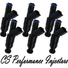 Bosch Fuel Injectors Set For 2005 2009 Chevy Equinox 34l V6 2006 2007 2008 34