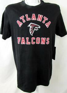 Atlanta Falcons Mens S or M Short Sleeve Screened Falcons Team T-shirt AFAL 241