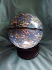 "Replogle Globes 12/1 Celestial Wonder Globe 4 3/8"" Diameter Study the Stars!"