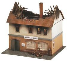Faller H0 130429 Bausatz Brandruine Gasthaus Zur Sonne