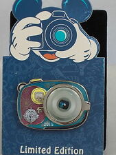 Disney Vacation Club Member DVC OLAF SNOWMAN FROZEN CAMERA 2015 LE 2500 Pin