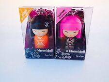 Lots 2 Kimmidoll Tamami Akemi  Gorgeous Keychain