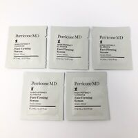 5X PERRICONE MD High Potency Classics Face Firming Serum .07oz/2ml ea Sample