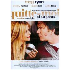 QUITTE-MOI SI TU PEUX (SERIOUS MOONLIGHT) - MEG RYAN - DVD - NEUF NEW NEU