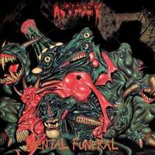 AUTOPSY MENTAL FUNERAL [PICTURE DISC] NEW VINYL