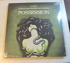 Possession Soundtrack Andrzej Korzynski LP 2012 SEALED ZULAWSKI '81 prog horror!