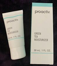 New Proactiv Green Tea Moisturizer 1 Fl Oz. (30 Ml)