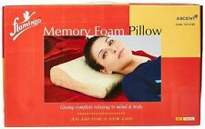 Flamingo Memory Foam Pillow,Giving Complete Relaxing to Mind & Body,Size (U)
