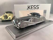 KESS MODEL 1/43 Mercedes 540K (W29) Erdman & Rossi King Hussein 1936  KE43037012