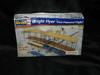 Revell Wright Flyer Historic Aircraft Series Model Kit 1:39 Scale NEW Airplane