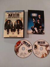 Men in Black II (DVD, 2002, 2-Disc Set, Special Edition Full Frame)