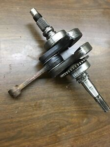 Yamaha rhino Grizzly 450 04-14 Engine Crankshaft Crank kodiak wolverine rod bear