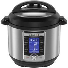 Instant Pot Ultra 6 Qt 10-in-1 Multi- Use Programmable Pressure Cooker, Slow ...