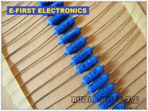 20pcs/200pcs Philips  KP464 series 330pF/630V 2% axial tin film capacitor (331)