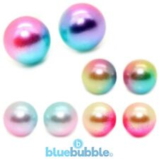 Bluebubble CANDY PEARL Ball Earrings Cute Sweet Retro Kitsch Wedding Bridesmaid
