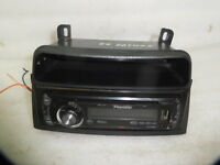 97 Saturn SL1 SL2 Pioneer Car Stereo Radio CD Dash W/Dash Install Mount Kit Z-4