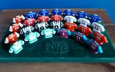 More details for full set x 27 pencil/ pen  soccer football tops sugar puffs display case