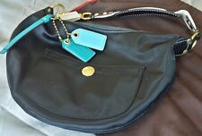Brand New NWT 100% Authentic COACH Hampton Sateen Hobo Handbag Bag Purse $189