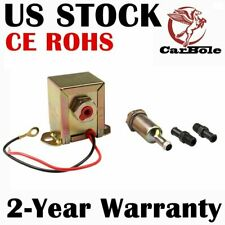Carbole Facet 12V Electronic Fuel Pump 2.5 - 4 PSI Ref # E8012S FD0002 EP12S