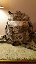 US ARMY MILITARY ACU ASSAULT PACK 3 DAY MOLLE II BACKPACK