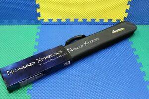 Okuma Nomad Xpress Travel Rods W/Case NTx-CHOOSE YOUR MODEL!